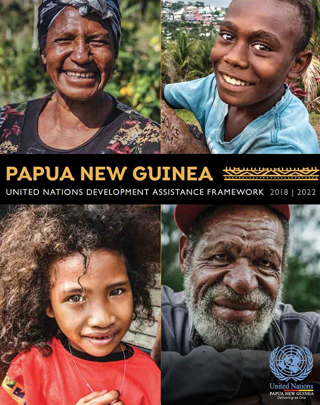 United Nations Development Assistance Framework 2018 - 2022