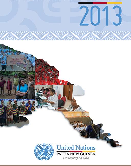 Annual Progress Report 2013