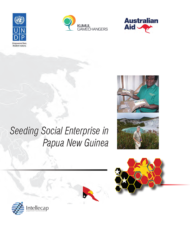 Seeding Social Entreprise