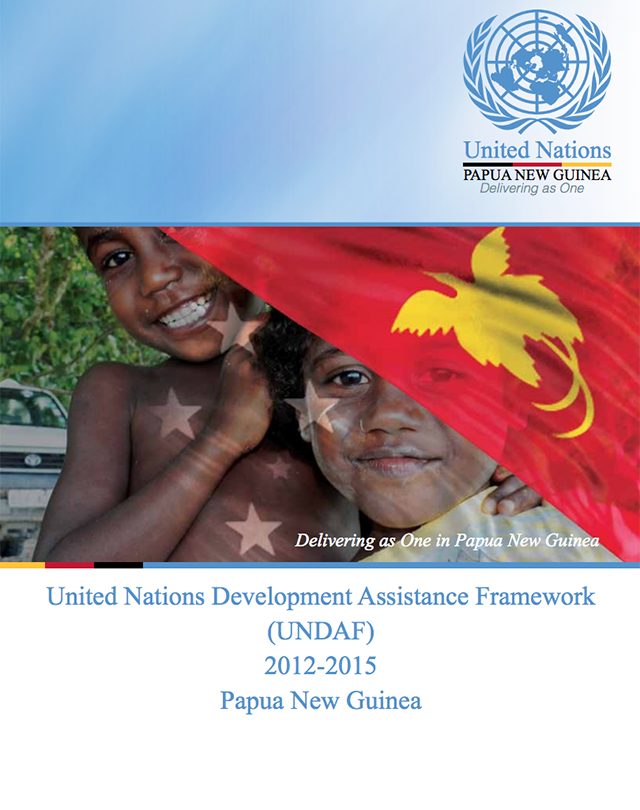UNDAF 2012 - 2015