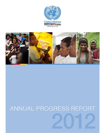 UN_PNG_Annual-Progress-Report_2012