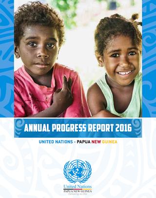 Annual Progress Report 2016