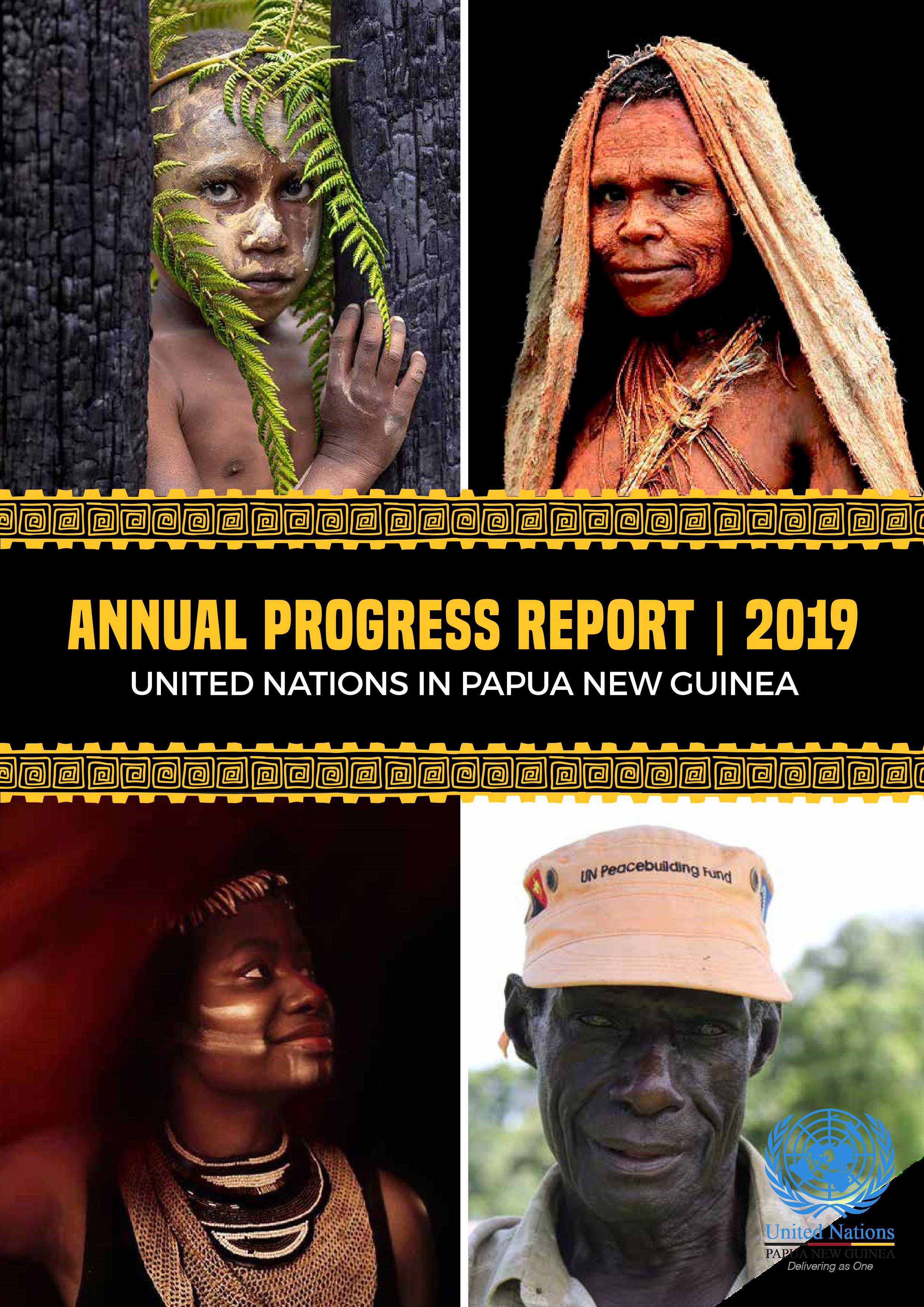 Annual Progress Report 2019