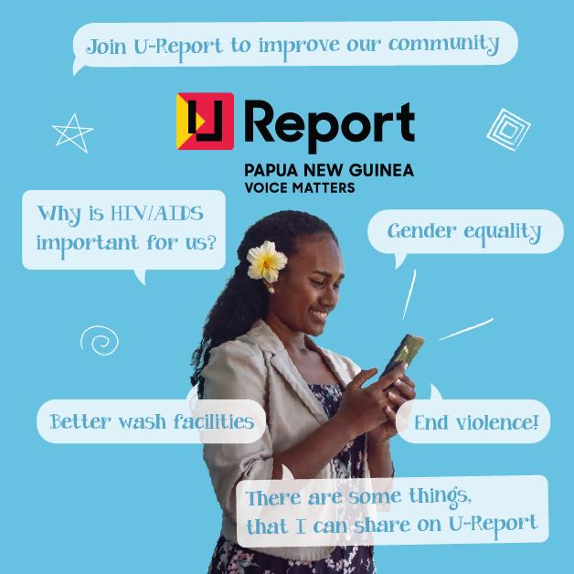 U-Report Papua New Guinea