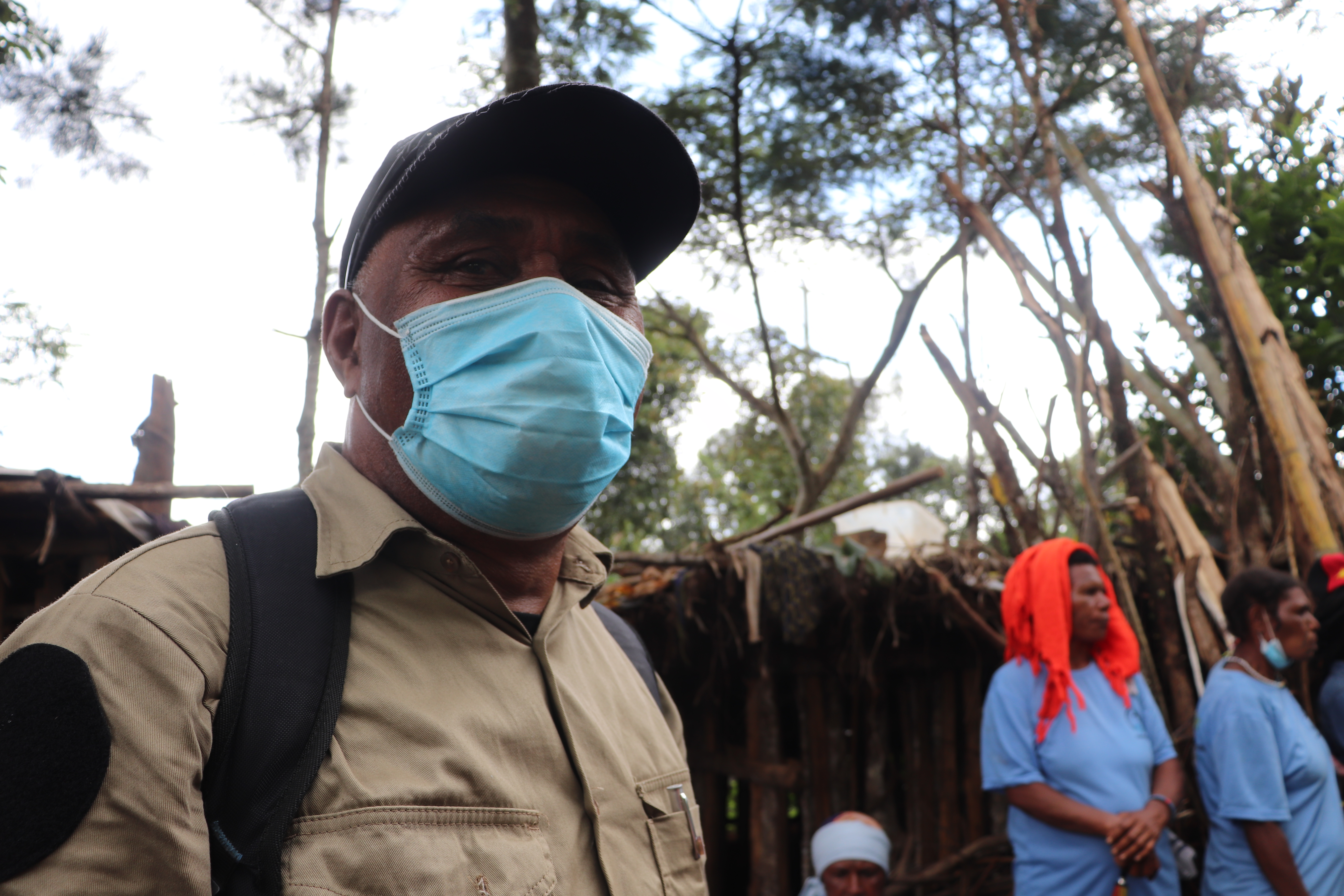 """""""It was an impossible task"""": Combating African Swine Fever During the COVID-19 Pandemic in Southern Highlands Province"""