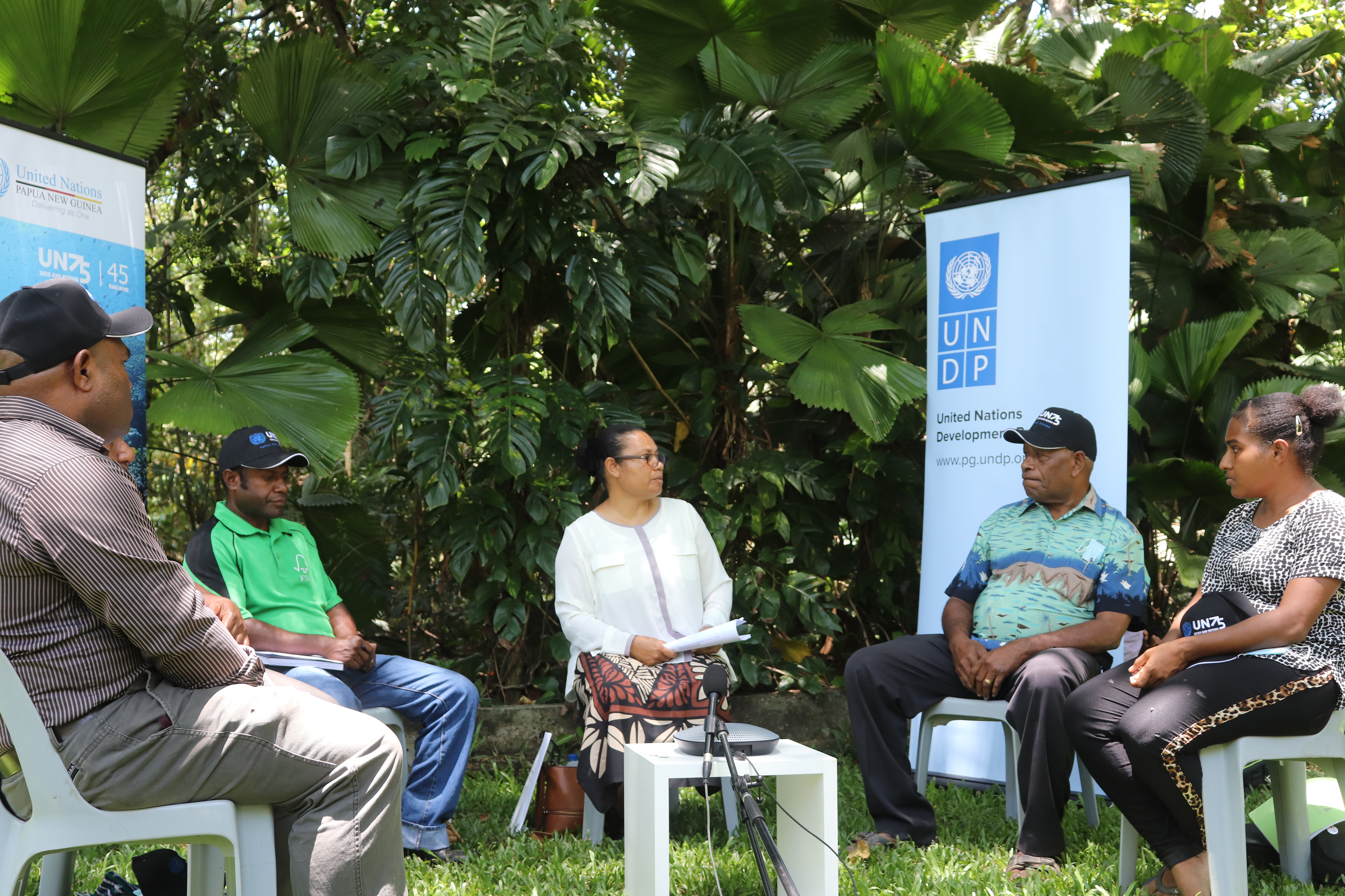 UN75 Campaign Highlights Call for Effective Climate Action for Pacific Nations
