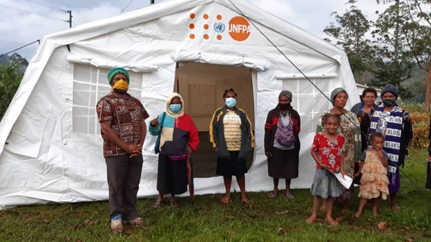 UN Agencies Continue Support to COVID Prevention and Control Across PNG
