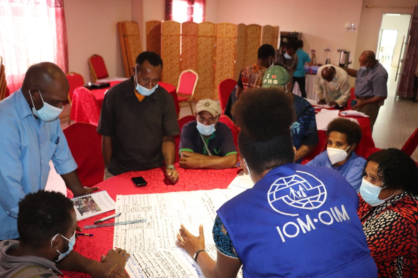 """""""Training is vital for disaster management"""": Strengthening Resilience to Natural Hazards in Western Province"""