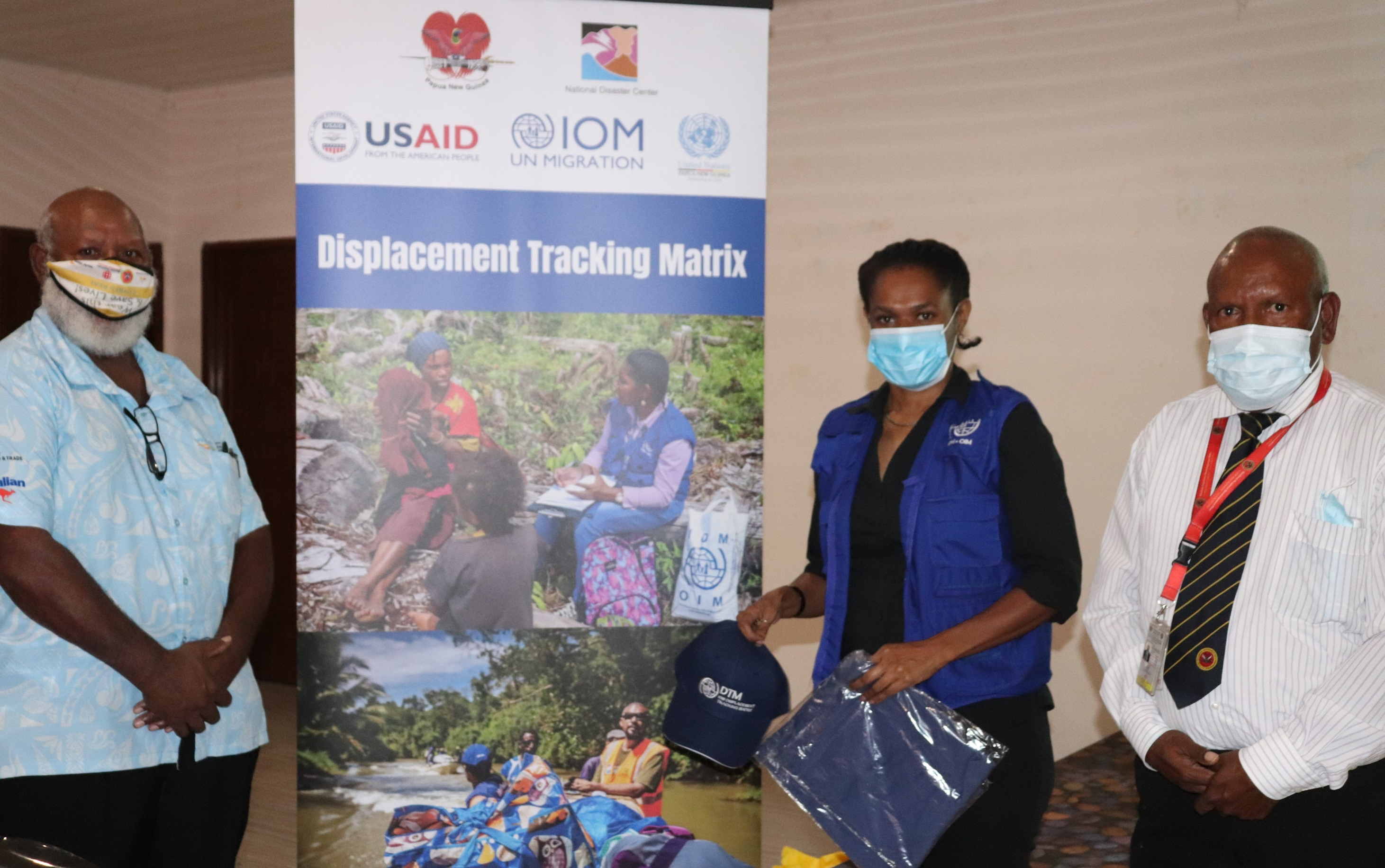 IOM, USAID Strengthen Disaster Preparedness in Western Province