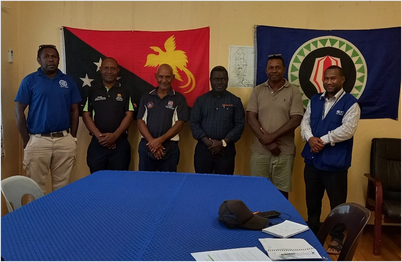 IOM, Government Partner to Address Climate Change Migration and Human Security in Bougainville